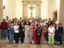 Crece la Famiilia de los laicos del Amor Misericordioso
