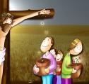 La Croce: chicco di Vita